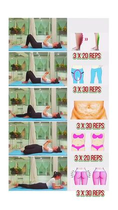 Bed Workout, Full Body Gym Workout, At Home Workout Plan, Gym Workout For Beginners, Workout Videos, Belly Pooch Workout, Exercise To Reduce Thighs, Heath And Fitness, 10 Minute Workout