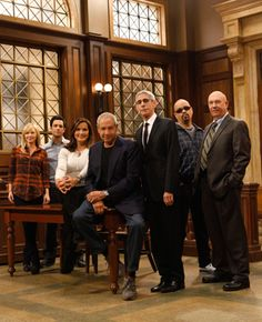 """""""Every script is new. Every story is a case. That's the genius,"""" says """"Law & Order: SVU's"""" Richard Belzer. """"Every week there is a formula, but the writing is so good it never gets boring."""""""