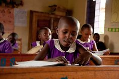 This is my favorite in the photo contest - support Nyaka AIDS Orphans Project in Uganda! Vote Now, Orphan, Photo Contest, Organizations, Uganda, Documentaries, Thing 1, Reading, Books