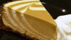 Impress your guest with this marbled cheesecake that's surprisingly easy to m. Kraft Foods, Kraft Recipes, Free Recipes, Baked Marbles, Pumpkin Swirl Cheesecake, Cheese Pumpkin, Classic Cheesecake, Easy Cheesecake Recipes, Cake With Cream Cheese