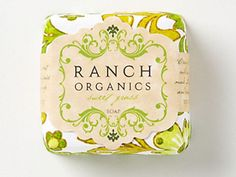 #Pretty Packaging Designs - Lime, Yellow and white design