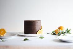 Orange Chocolate Cake   Migalha Doce