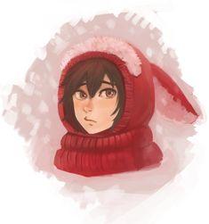 Hiro_rabbit by hiraco.deviantart.com on @DeviantArt