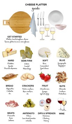 There are a lot of pressures when entertaining but you can't go wrong with a good cheese platter; they are great in every season and can work for a number of different occasions. However, cheese platters can sometimes get overwhelming that's why we have put together a quick guide to getting it right!