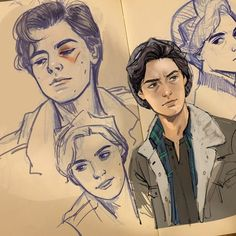 "Jughead Jones ""Deserves Better"" fanart"