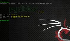 pydictor - A Powerful and Useful Hacker Dictionary Builder for a Brute-Force Attack - KitPloit - PenTest & Hacking Tools for your CyberSecurity Kit ☣ Computer Coding, Best Computer, Computer Setup, Computer Science, Computer Tips, Software Security, Security Tools, Computer Security, Hacking Books