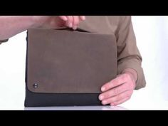 iPad CitySlicker. Offering 3-layer protection technology.    SFBags.com | Made in USA
