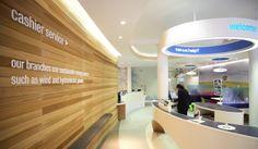 The Cooperative Bank- Interior Design