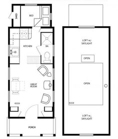 Picture Of Tiny House Plans For Families