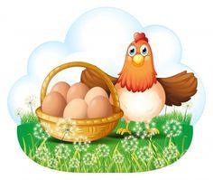 Láser de corte de acrílico de Pascua Chic Collar Collar Joyería de huevos de gallina Amarillo
