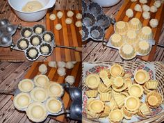 Aluat fraged pentru mini tarte sărate - Rețete Merișor Jacque Pepin, Pasta Recipes, Dairy, Cookies, Mini, Desserts, Food, Romania, Pie