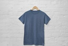 Image of Grey T-Shirt. This free stock photo is also about: T-shirt, Clothing, and Product Photography. Work Shirts, Cool T Shirts, Photo Retouching Services, Latest Mens Fashion, Tshirts Online, Everyday Fashion, Custom Shirts, Short Sleeve Dresses, Shirt Dress