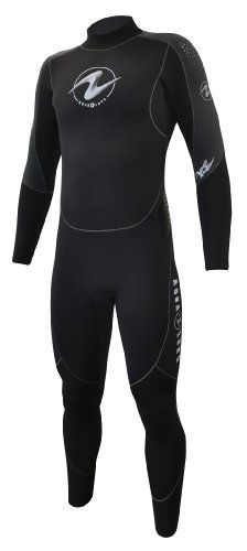 Aqua Lung Aquaflex 7mm Mens BackZip Wetsuit Large ** Read more  at the image link. This is an Amazon Affiliate links.