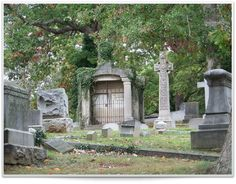 visit the graves of authors Thomas Wolfe & William Sydney Porter (O. Henry) at Riverside Cemetery in Asheville