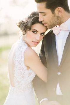 Pink Alomond blossom Wedding Ideas | Direction & Photography: Momento Cativo