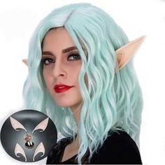 Elf Ears - 2 Pairs    High Quality Halloween Costume Accessories. Two pairs of Elf Ears for your Halloween/Cosplay Costume     https://shop.isellgoods.com/collections/halloween-costume-accessories