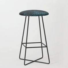 "Take your seats. Our bar stools, made with durable steel and vegan leather, will breathe new life to any blah kitchen. Pull them up to a counter at your home bar or use them as a stylish alternative to dining room chairs.    - 15"" x 15"" x 30"" (H)   - Legs measure 28"" high   - Steel legs available in gold or black   - Legs include foot rest   - Wipe clean with a damp cloth  - Assembly required   #### Please note: all furniture is custom-made and p... White Bar Stools, Counter Height Bar Stools, Modern Bar Stools, Pub Chairs, Dining Room Chairs, Petit Basset Griffon Vendeen, Saarloos, Eugenia Loli, Stud Earrings"