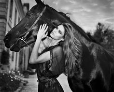 Vincent Peters photography model bianca balti