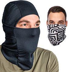 MultiPurpose Premium Black Balaclava Ski Mask + Versatile Headband - http://todays-shopping.xyz/2016/05/25/multipurpose-premium-black-balaclava-ski-mask-versatile-headband/