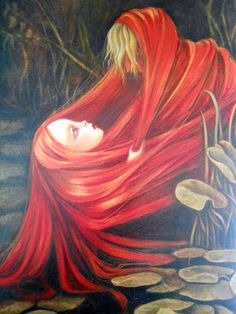 "El Mundo De Fawn: ""Ondina"" de Benjamin Lacombe"