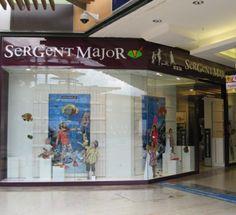 Sergent Major: Moda Infantil. Local: L0-47  Teléfono: 968 471 942  http://www.sergent-major.com