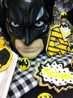 Batman Cookies Batman Cookies, Deadpool, Marvel, Superhero, Fictional Characters, Art, Art Background, Kunst, Superheroes