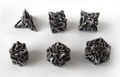 More awesome D dice. #DnD #Dice #Games
