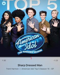 Top 5 American Idols. Talent Show, America's Got Talent, Dancing With The Stars, American Idol, Mississippi, Speed Internet, Singer, Dance, High Speed