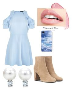 """Untitled #11"" by ballet11 on Polyvore featuring New Look and Yves Saint Laurent"