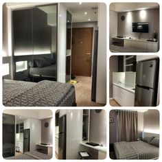 Apartmen green hill - jakarta Studio apartment
