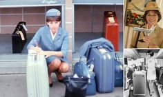 When air travel was glamorous: Pan Am stewardess remembers the golden age of service when gorgeous attendants served the rich and famous #DailyMail