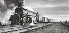 UNION PACIFIC BIG BOY: REBIRTH OF A LEGEND | Classic Trains Magazine