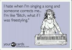 Freestylin!