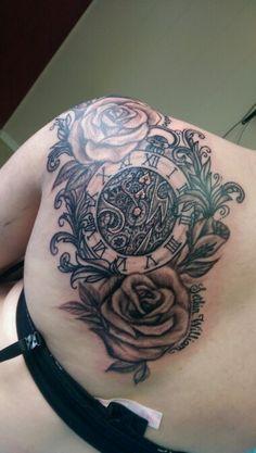 Birth tattoo for my son