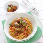 Su Sale&Pepe puoi scoprire la ricetta dei classici spaghetti al sugo con le polpettine; un piatto da proporre agli invitati. Dai un'occhiata agli ingredienti.