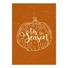 #Halloween Tis the Season   Invitation - #Halloween happy halloween #festival #party #holiday