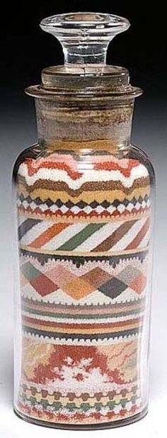 Sand Bottle by Andrew Clemens - Amazing!!