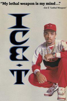 Ice-T Hip Hop And R&b, 90s Hip Hop, Hip Hop Rap, Ice T, Jackie Brown, Hip Hop Fashion, Rap Music, Musical, Music Is Life