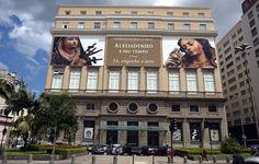 Rio de Janeiro, Brasil - Centro Cultural Banco do Brasil