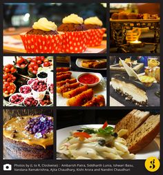 Discover new delicacies, recipes and restaurants to try out!