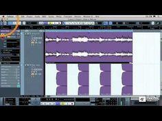 Cubase 5 401: Mastering in Cubase - 04 Peak Volume vs Average RMS Volume