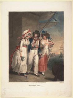 BRITISH PLENTY  C. Knight, 1794 (Brown University)