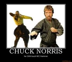 Chuck Norris jokes. Let's keep em coming. Enter the Chuck! Lol
