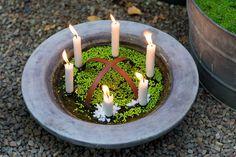 Tea Lights, Birthday Candles, Plants, Design, Tea Light Candles, Plant, Planets