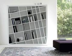 Interior : Contemporary Bookshelves ~ Best Modern Bookshelves