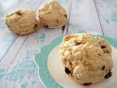 Dates Scones in the Thermomix