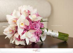 bouquet novia con orquideas - Buscar con Google