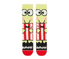 Stance x Sanrio Socks: Keroppi