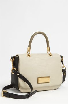 MARC BY MARC JACOBS 'Too Hot To Handle - Small' Top Handle Satchel available at #Nordstrom