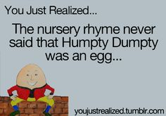 I feel like my whole childhood was built on lies....